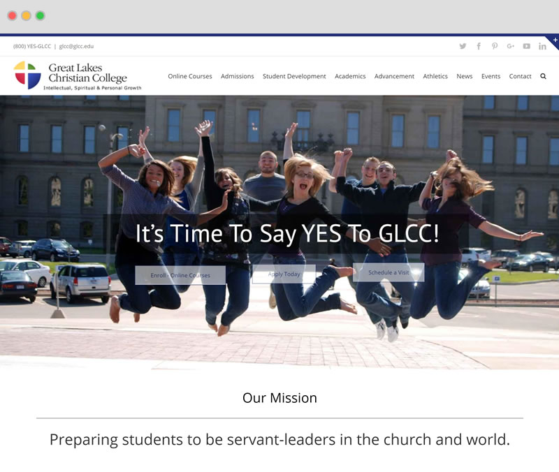 GLCC Screenshot